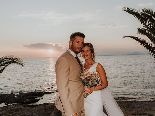 La boda de Rubén y Claudia en La Manga Del Mar Menor, Murcia 11