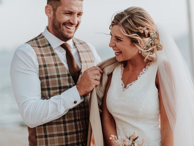 La boda de Rubén y Claudia en La Manga Del Mar Menor, Murcia 12