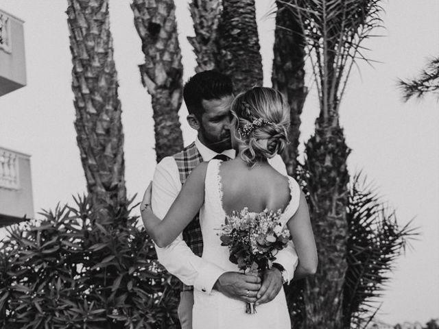 La boda de Rubén y Claudia en La Manga Del Mar Menor, Murcia 13