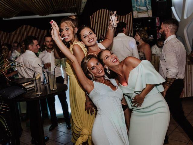 La boda de Rubén y Claudia en La Manga Del Mar Menor, Murcia 21
