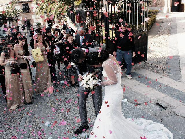 La boda de David  y Isabel  en Navalcarnero, Madrid 2