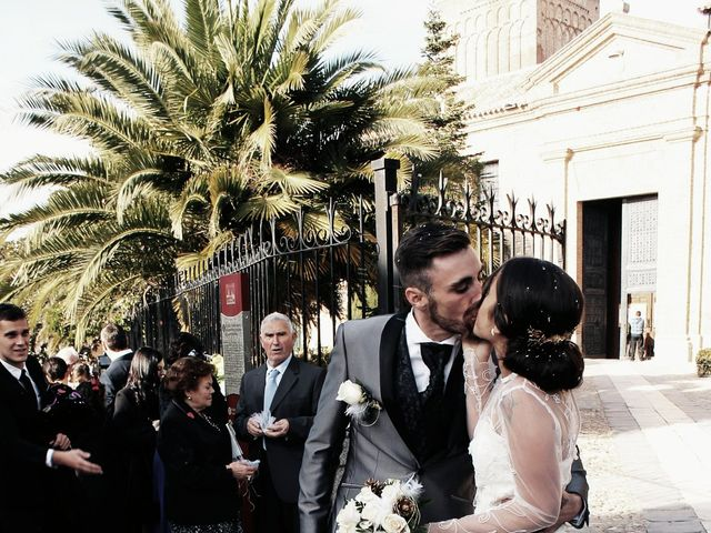 La boda de David  y Isabel  en Navalcarnero, Madrid 3