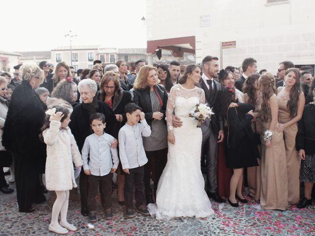La boda de David  y Isabel  en Navalcarnero, Madrid 4
