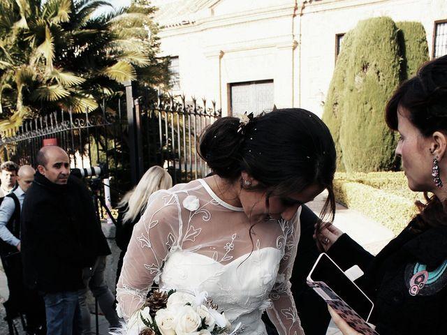 La boda de David  y Isabel  en Navalcarnero, Madrid 5