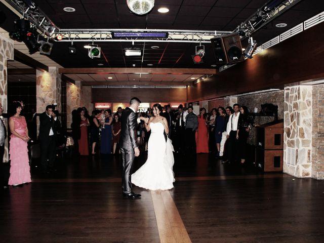La boda de David  y Isabel  en Navalcarnero, Madrid 9