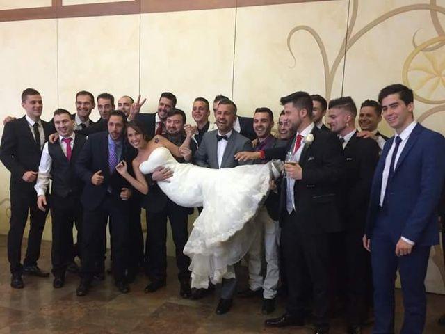 La boda de David  y Isabel  en Navalcarnero, Madrid 10