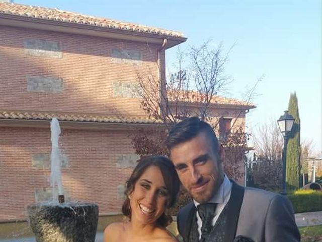 La boda de David  y Isabel  en Navalcarnero, Madrid 11