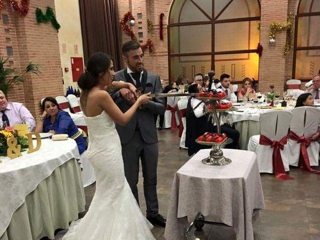La boda de David  y Isabel  en Navalcarnero, Madrid 12