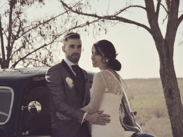 La boda de David  y Isabel  en Navalcarnero, Madrid 14