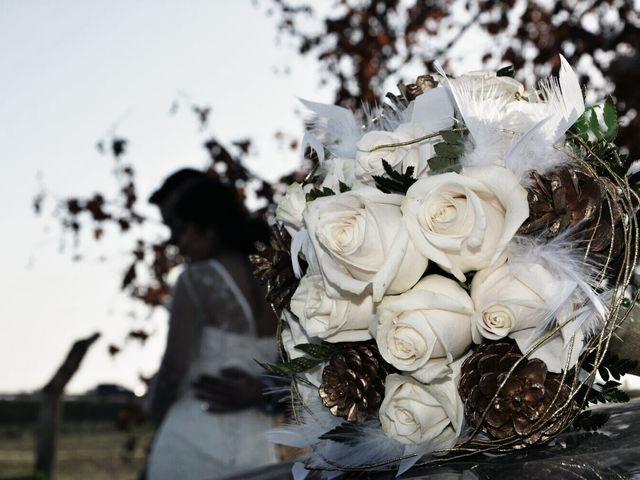 La boda de David  y Isabel  en Navalcarnero, Madrid 15