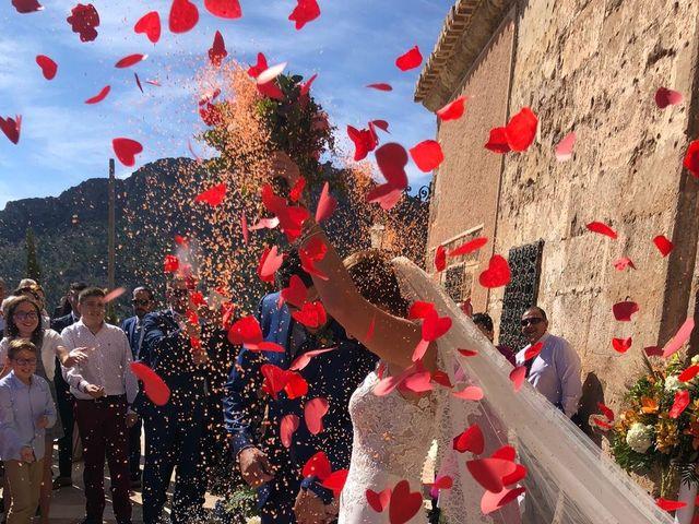 La boda de Domingo  y Domingo Y Merce en Albox, Almería 3