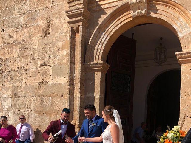 La boda de Domingo  y Domingo Y Merce en Albox, Almería 4