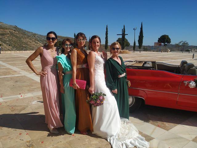 La boda de Domingo  y Domingo Y Merce en Albox, Almería 6