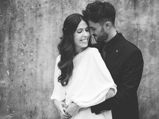 La boda de Ekiñe y Iosu