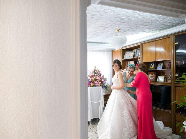 La boda de Nacho y Victoria en Alacant/alicante, Alicante 9