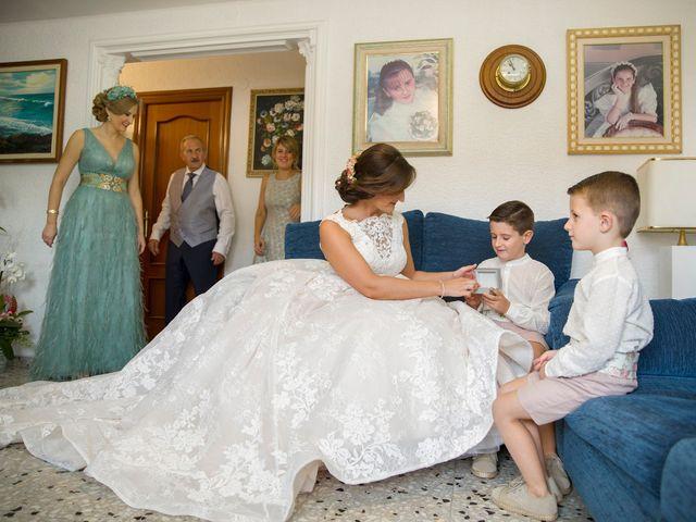 La boda de Nacho y Victoria en Alacant/alicante, Alicante 11