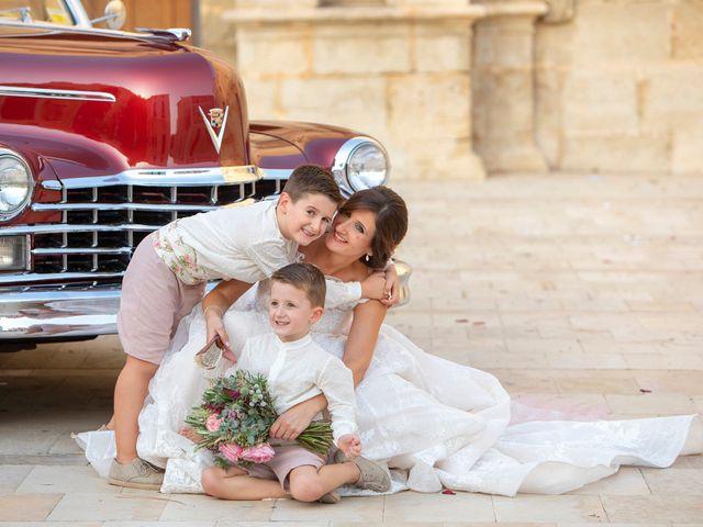 La boda de Nacho y Victoria en Alacant/alicante, Alicante 18