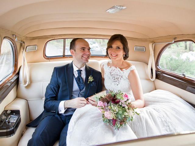 La boda de Victoria y Nacho