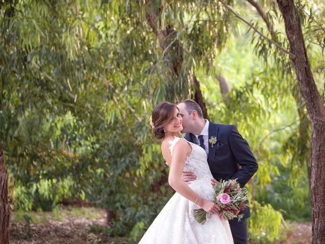La boda de Nacho y Victoria en Alacant/alicante, Alicante 20