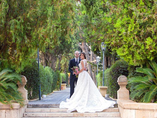 La boda de Nacho y Victoria en Alacant/alicante, Alicante 22
