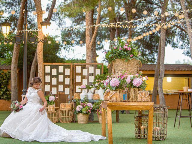 La boda de Nacho y Victoria en Alacant/alicante, Alicante 1