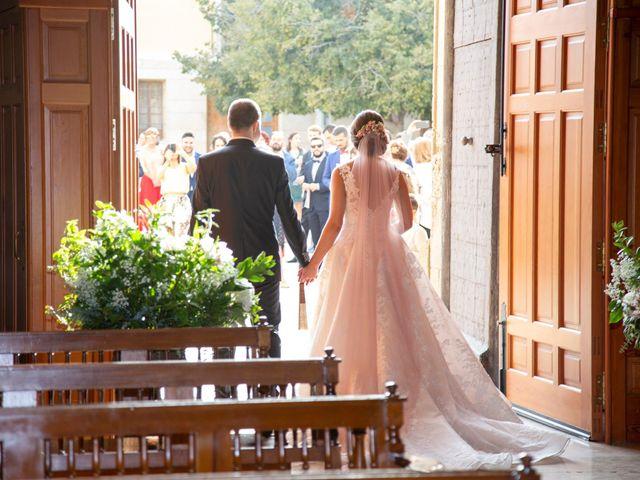 La boda de Nacho y Victoria en Alacant/alicante, Alicante 27
