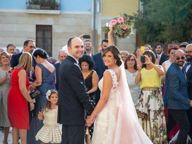 La boda de Nacho y Victoria en Alacant/alicante, Alicante 28