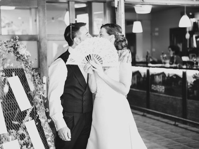 La boda de Mikel y Estela