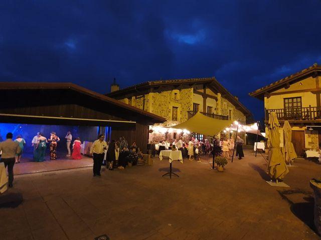 La boda de Estela y Mikel en Llodio, Álava 8