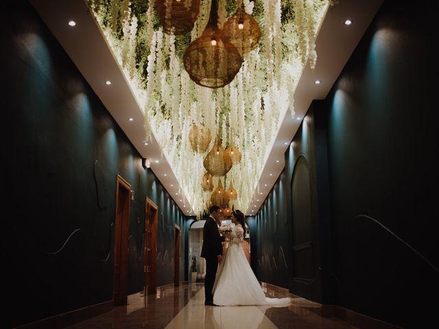 La boda de Elena y Josías