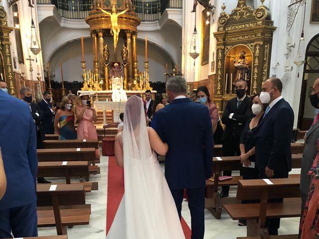 La boda de Rafael  y Esther en Sevilla, Sevilla 3