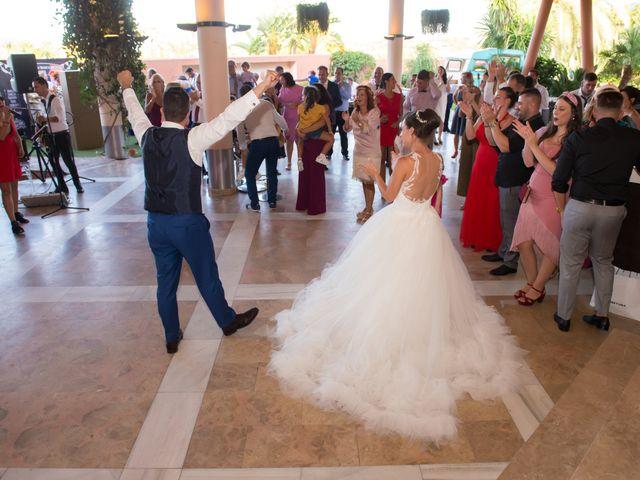 La boda de Jessica y Carlos en Alhaurin De La Torre, Málaga 39