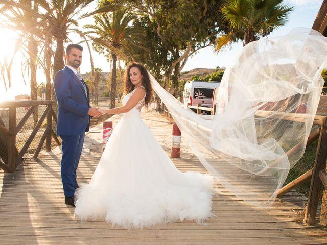 La boda de Jessica y Carlos en Alhaurin De La Torre, Málaga 42