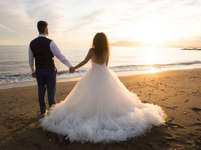 La boda de Jessica y Carlos en Alhaurin De La Torre, Málaga 1