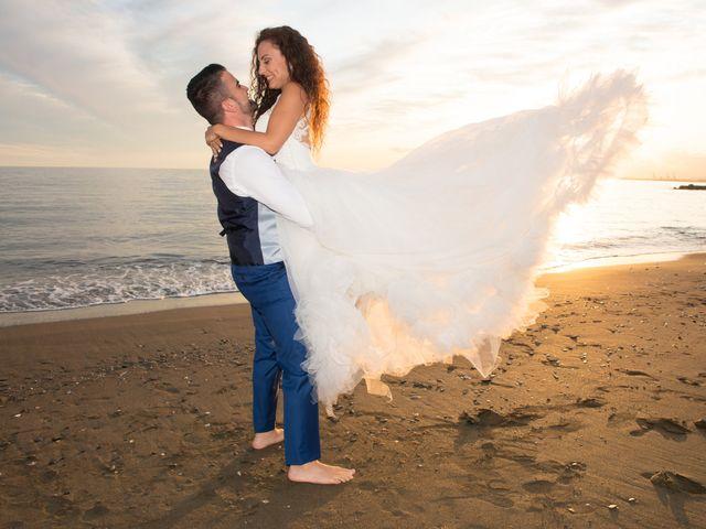 La boda de Jessica y Carlos en Alhaurin De La Torre, Málaga 44
