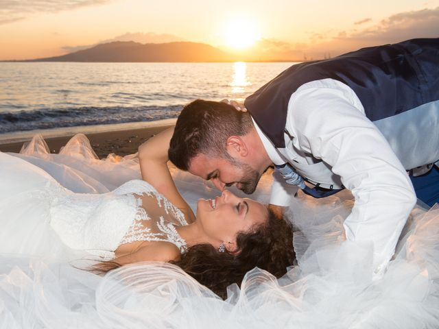 La boda de Jessica y Carlos en Alhaurin De La Torre, Málaga 46