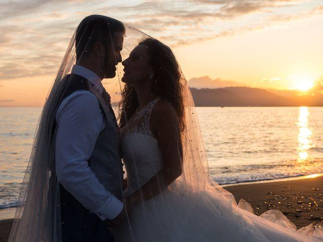 La boda de Jessica y Carlos en Alhaurin De La Torre, Málaga 48