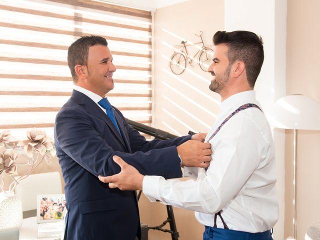 La boda de Jessica y Carlos en Alhaurin De La Torre, Málaga 2