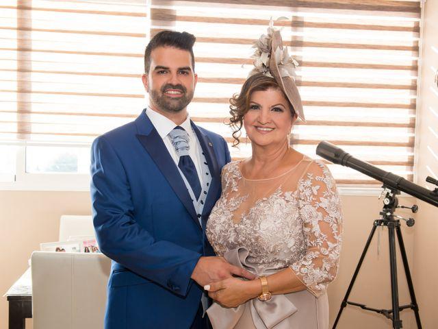 La boda de Jessica y Carlos en Alhaurin De La Torre, Málaga 4