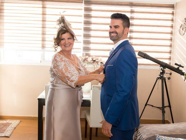 La boda de Jessica y Carlos en Alhaurin De La Torre, Málaga 5