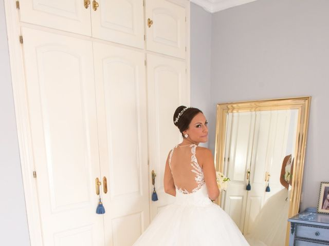 La boda de Jessica y Carlos en Alhaurin De La Torre, Málaga 9