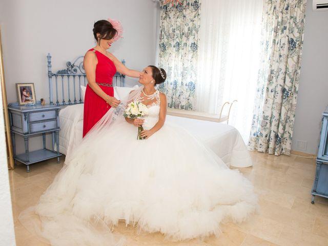 La boda de Jessica y Carlos en Alhaurin De La Torre, Málaga 12