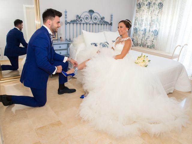 La boda de Jessica y Carlos en Alhaurin De La Torre, Málaga 13