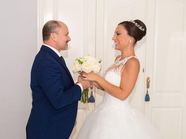 La boda de Jessica y Carlos en Alhaurin De La Torre, Málaga 14