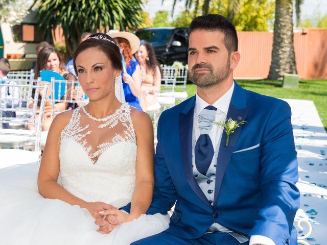 La boda de Jessica y Carlos en Alhaurin De La Torre, Málaga 18