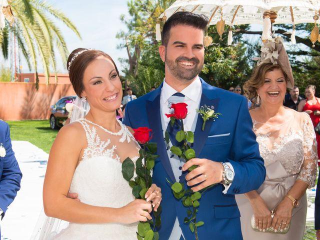 La boda de Jessica y Carlos en Alhaurin De La Torre, Málaga 21
