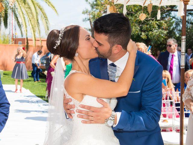 La boda de Jessica y Carlos en Alhaurin De La Torre, Málaga 22