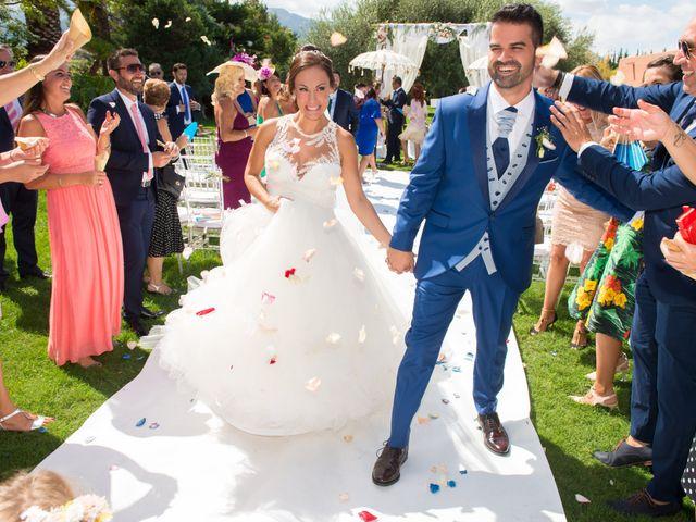 La boda de Jessica y Carlos en Alhaurin De La Torre, Málaga 25