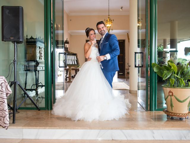 La boda de Jessica y Carlos en Alhaurin De La Torre, Málaga 28
