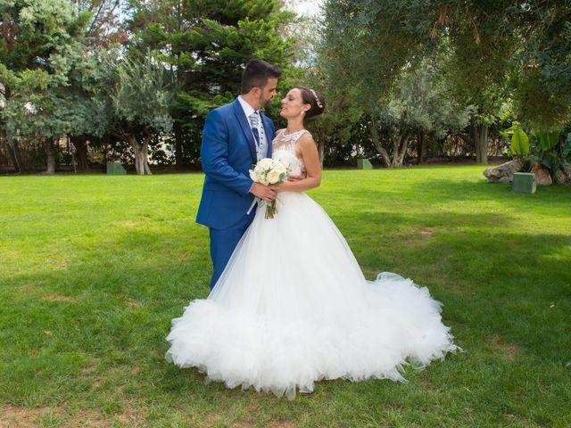 La boda de Jessica y Carlos en Alhaurin De La Torre, Málaga 27